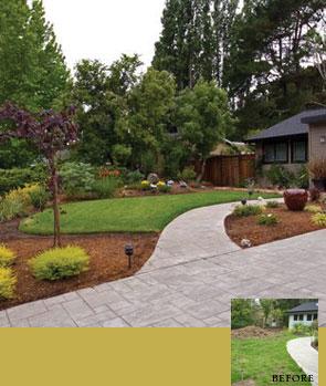 Del villar design landscaping for Garden design mill valley